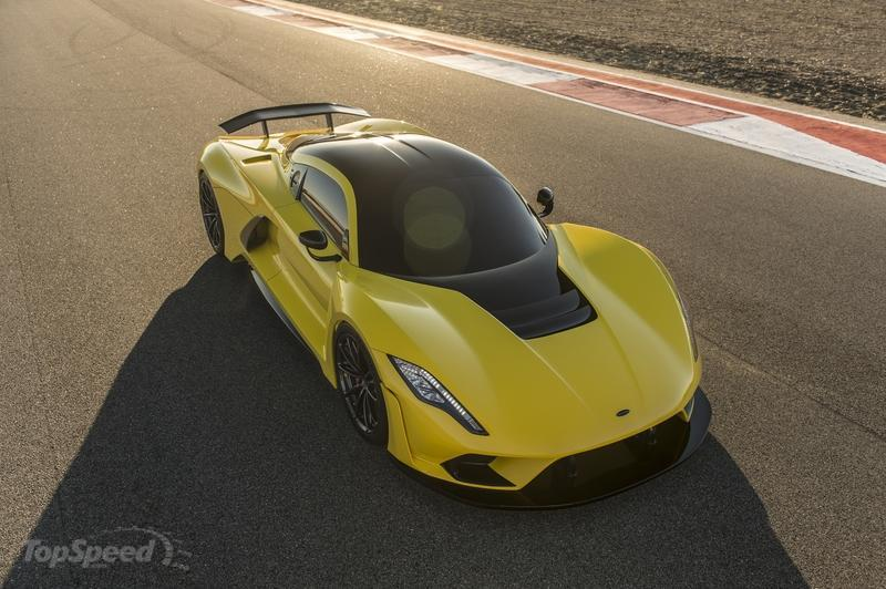 Hennessey Knows Being the Best Matters as it Aims for 300 MPH with the Venom F5