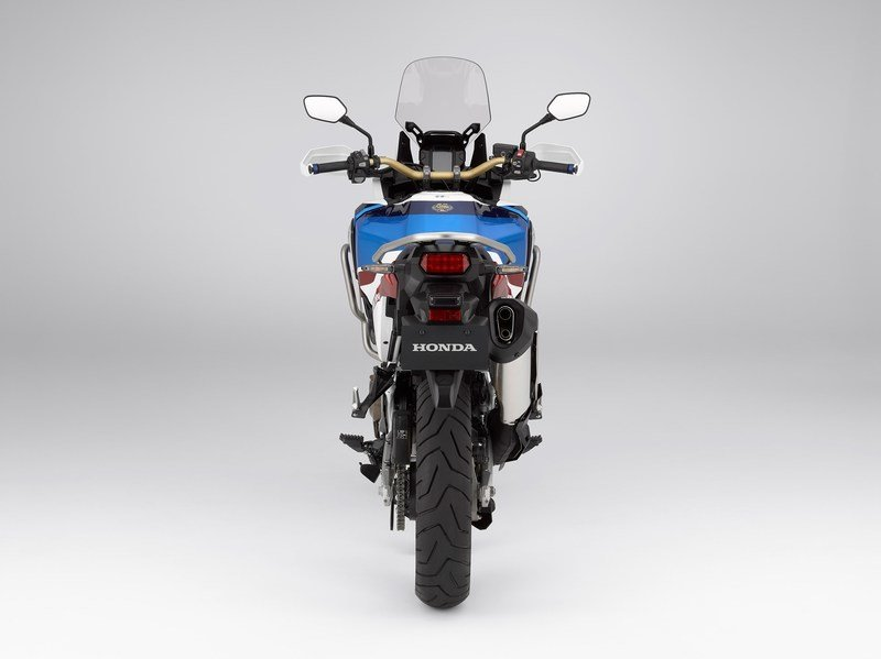 Honda launched the rugged new variant of the Africa twin: Adventure Sport