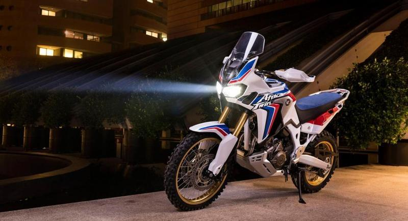 Honda's Africa Twin to get tougher on the outside