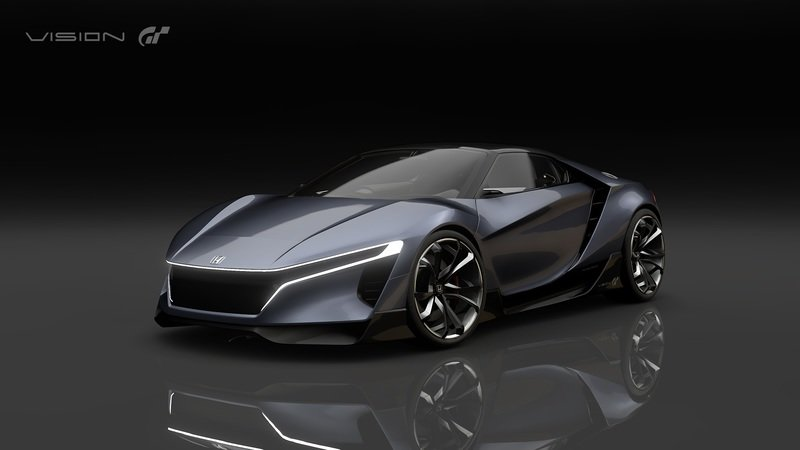 Concept Cars - Top Speed