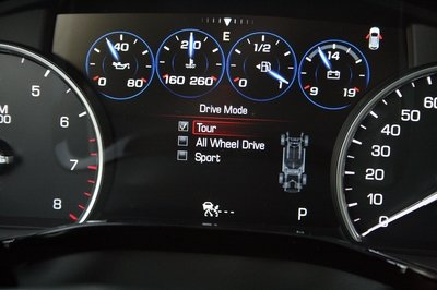 How It Works: The 2017 Cadillac XT5's AWD System - image 743168