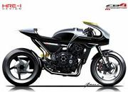 If the new CB1000R is the present, this CB4 'Interceptor' is Honda's future - image 743408