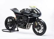 If the new CB1000R is the present, this CB4 'Interceptor' is Honda's future - image 743395