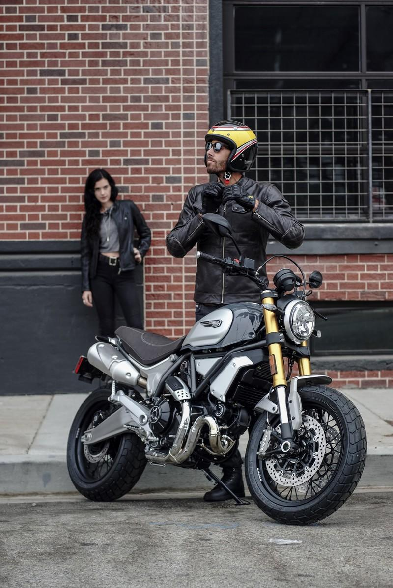 Images: 2018 Ducati Scrambler 1100 - in the details