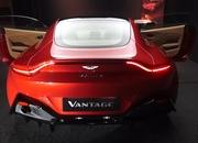 Take a First Look at the Aston Martin Vantage - image 746574