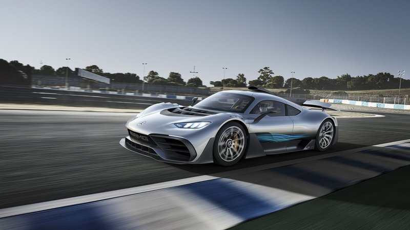 Is The Mercedes-AMG Project One Worth $5.2 Million?