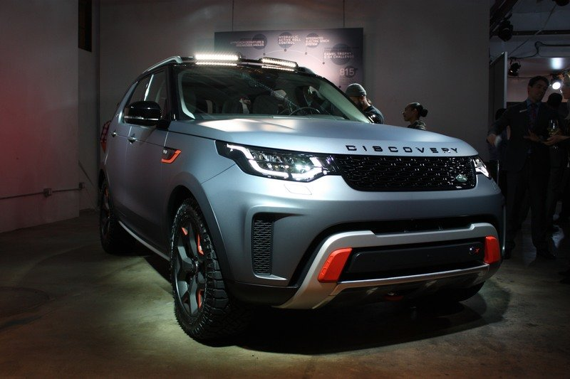 Jaguar Land Rover Brings The Goods At L.A. Auto Show
