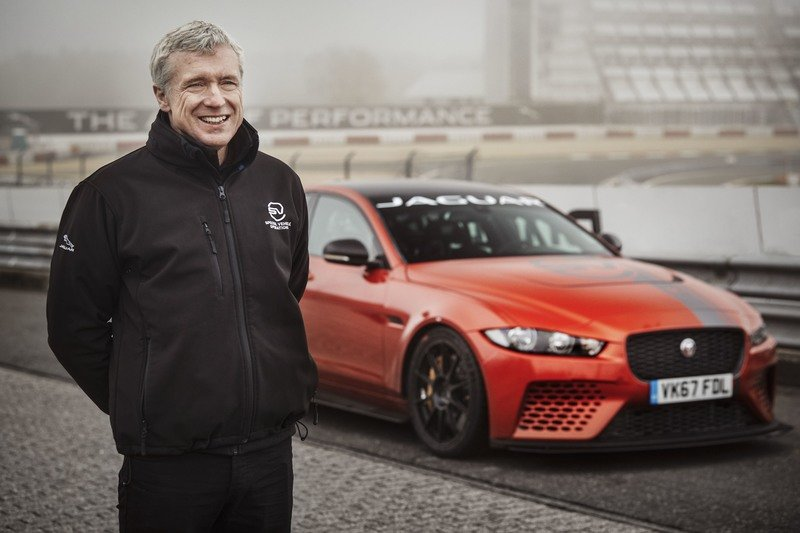 Jaguar XE SV Project 8 Sets Nurburgring Record for Sedans