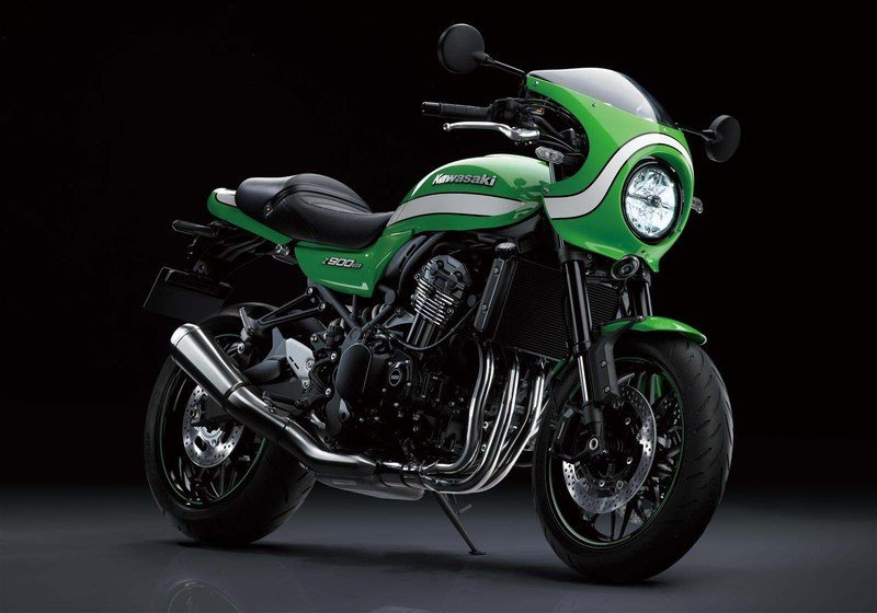 Kawasaki gives the Z900RS a café racer treatment