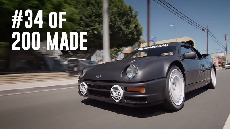 Ken Block Hits the Street in Awesome, 700-horsepower Ford RS200