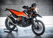 KTM's 790 Adventure gets spied testing - image 744517