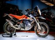 KTM's 790 Adventure gets spied testing - image 744518