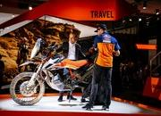 KTM's 790 Adventure gets spied testing - image 744519