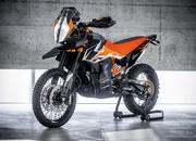 KTM's 790 Adventure gets spied testing - image 744520