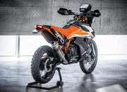 KTM's 790 Adventure gets spied testing - image 744521
