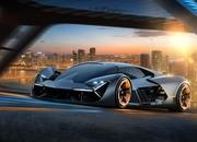 Lamborghini's First Hybrid will Debut in Frankfurt as - You Guessed It - a Special Edition Model - image 743163
