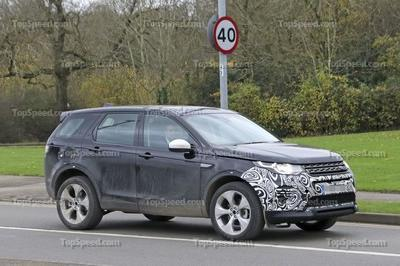 2020 Land Rover Discovery Sport - image 747294