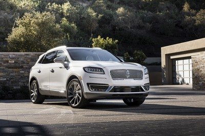 Lincoln Updates MKX at L.A. Auto Show, Renames it Nautilus - image 747903