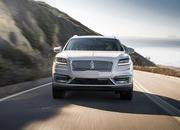 Lincoln Updates MKX at L.A. Auto Show, Renames it Nautilus - image 747868