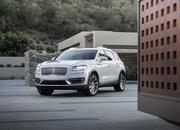 Lincoln Updates MKX at L.A. Auto Show, Renames it Nautilus - image 747907
