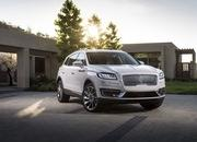 Lincoln Updates MKX at L.A. Auto Show, Renames it Nautilus - image 747908