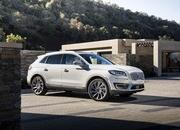 Lincoln Updates MKX at L.A. Auto Show, Renames it Nautilus - image 747915