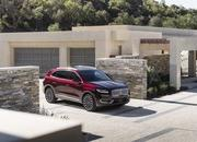 Lincoln Updates MKX at L.A. Auto Show, Renames it Nautilus - image 747873
