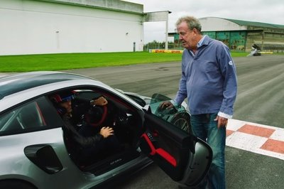 Mark Webber's The Grand Tour Audition Is A Barrel Full Of Laughs - image 746656