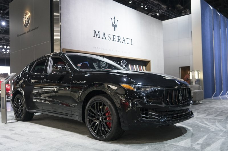 Maserati Debuts Nerissimo Package for Three Cars in Los Angeles