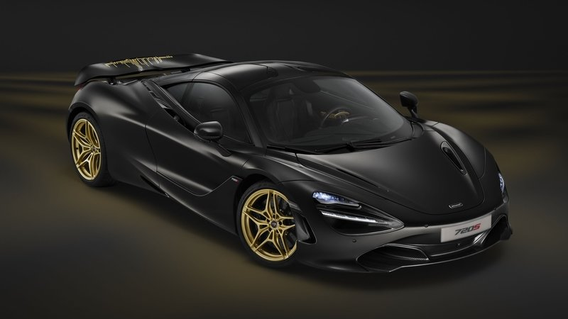 2018 McLaren 720S Zenith Black By MSO