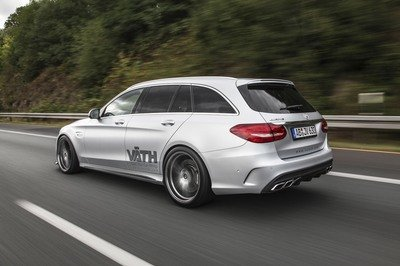 2017 Mercedes-AMG C 63 Estate By Vath - image 743458