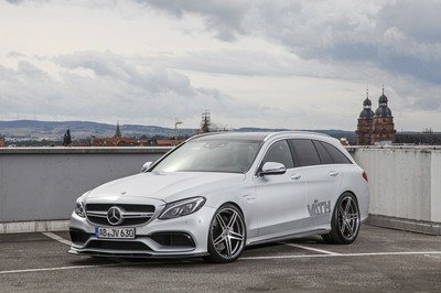 2017 Mercedes-AMG C 63 Estate By Vath - image 743459