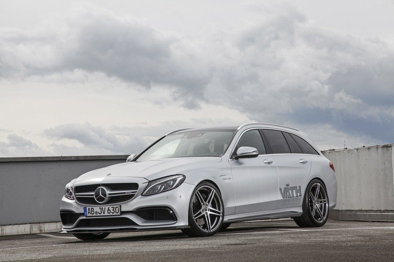 2017 Mercedes-AMG C 63 Estate By Vath