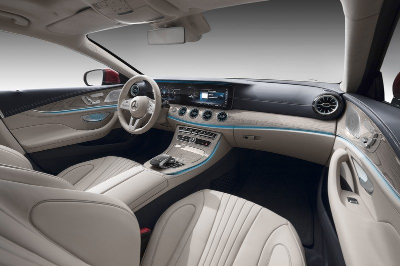 2019 Mercedes-Benz CLS Interior - image 748187