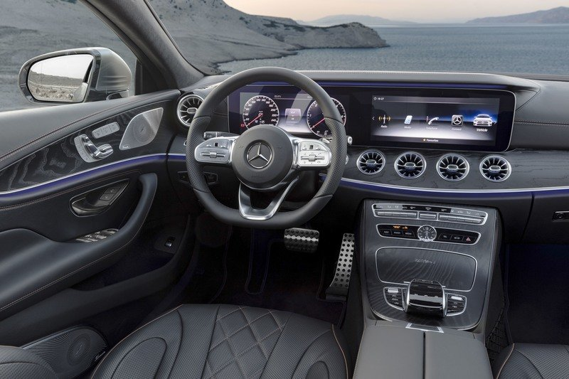 2019 Mercedes-Benz CLS Interior - image 748193