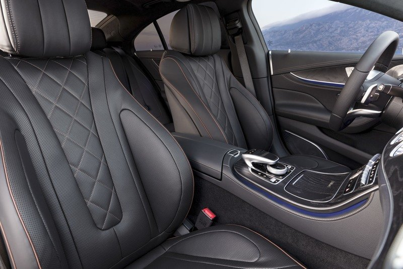 2019 Mercedes-Benz CLS Interior - image 748195