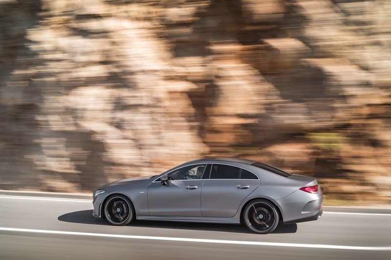 2019 Mercedes-Benz CLS Exterior Wallpaper quality - image 748202