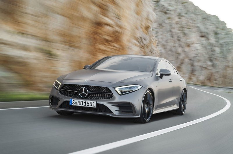 2019 Mercedes CLS Gets a New Inline-Six and Can Seat Five