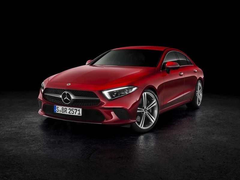 2019 mercedes benz cls top speed. Black Bedroom Furniture Sets. Home Design Ideas