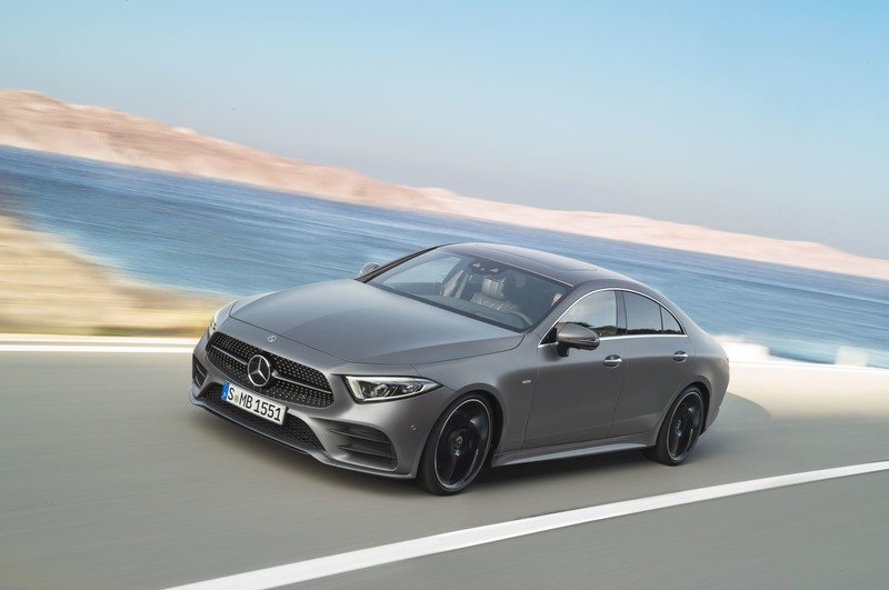 2020 Mercedes Benz Cls Shooting Brake Top Speed