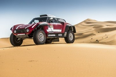 2018 Mini John Cooper Works Rally And Buggy - image 747072