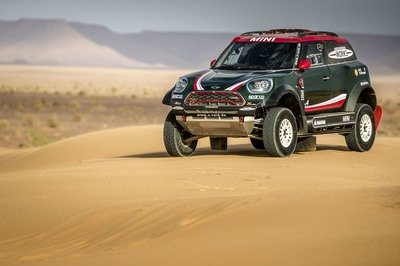 2018 Mini John Cooper Works Rally And Buggy - image 747064