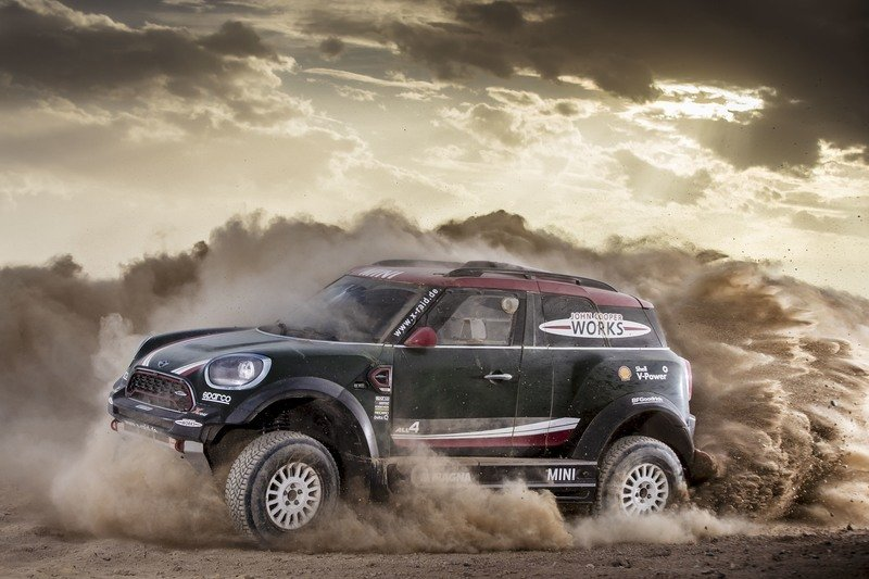 2018 Mini John Cooper Works Rally And Buggy