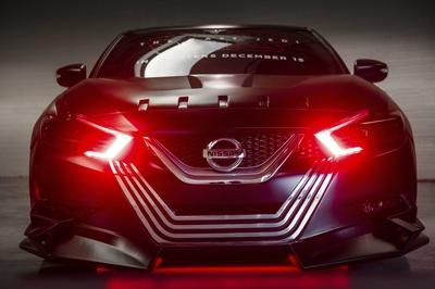 Nissan Brings Star Wars to L.A. with Six Wild-Looking Concept Cars - image 748047