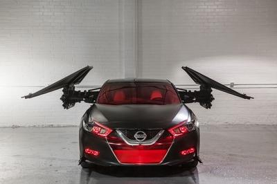 Nissan Brings Star Wars to L.A. with Six Wild-Looking Concept Cars - image 748031