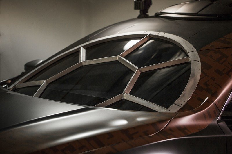 Nissan Brings Star Wars to L.A. with Six Wild-Looking Concept Cars