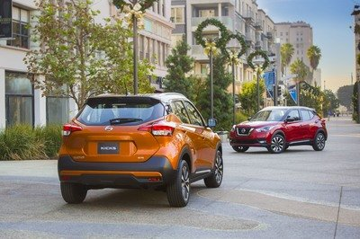 The 2018 Nissan Kicks Gives Americans a Taste Simplicity in the Modern World - image 748284
