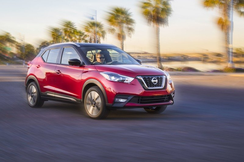 2018 Nissan Kicks - U.S. Spec
