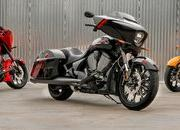 Polaris recalls 26,182 Victory motorcycles for possible melting of brake lines and wires. - image 742431