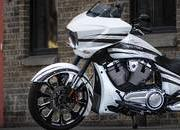 Polaris recalls 26,182 Victory motorcycles for possible melting of brake lines and wires. - image 742432